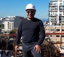 ישראל אוחנה: מהנדס בניין