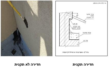 ליקויי בניה מאוד נפוץ - חדירת צנרת בגג