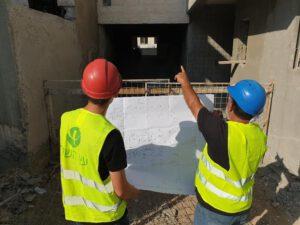 מומחי הורביץ בבדיקת ליקויי בניה באתר בניה